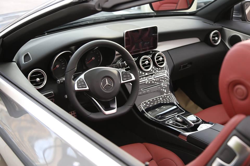 Cars For Sale 2018 >> Hala Bazaar | For Sale Mercedes C200 AMG Convertible 2017 in Jordan - Al Sharif for Cars