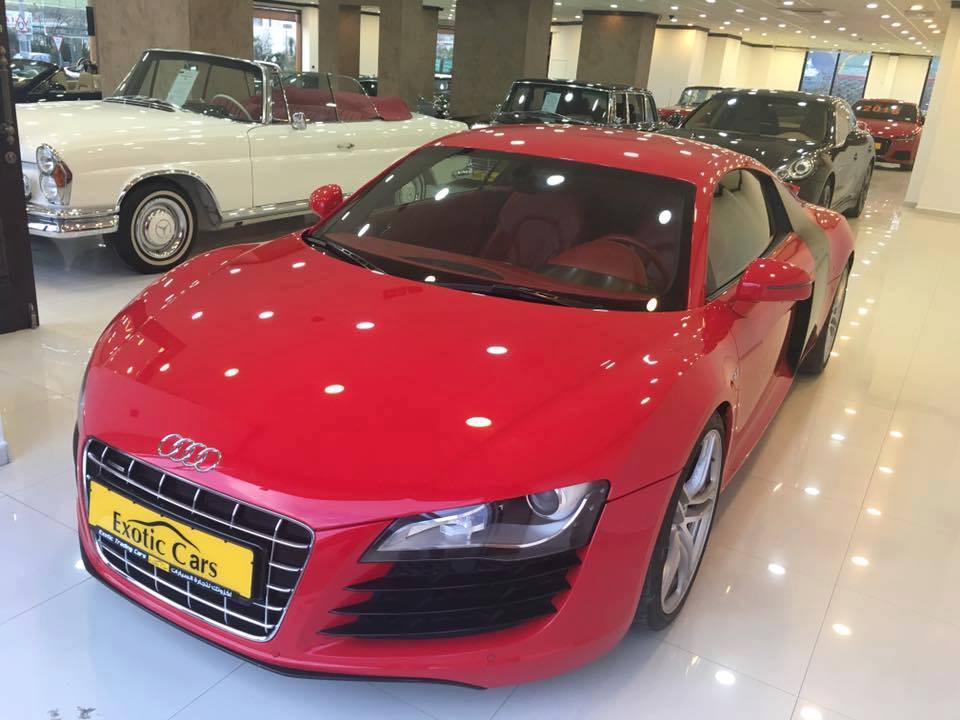 Hala Bazaar For Sale 2009 Audi R8 In Amman Jordan