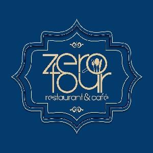 Zerofour Restaurant and Cafe - مطعم و كافيه زيرو فور