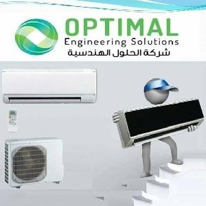الحلول الهندسية لانظمة التدفئة والتبريد
