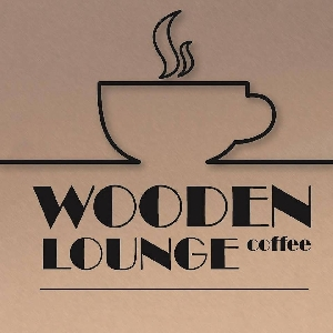 wooden lounge cafe