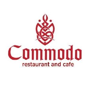 مطعم وكافية كومودو
