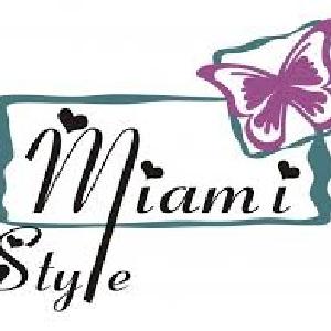 Miami style Jordan شركة ميامي ستايل للشعر و مستحضرات التجميل