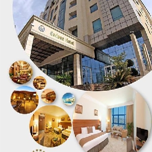 Sadeen Amman Hotel - Jordan 065514733 افضل…