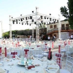 مزرعة لاقامة حفلات الزفاف…