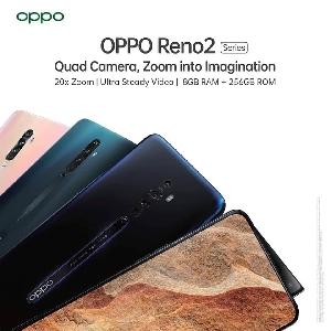 هاتف اوبو رينو 2 للبيع…