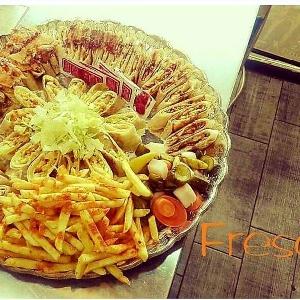 وجبة الشيش من مطعم فريسكو…