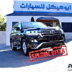 For Sale Toyota Land Cruiser 2017 V8 GXR…