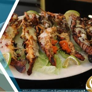 مطعم مشاوي ماكولات بحرية…