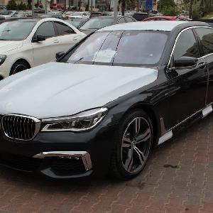 2016 - 730IL BMW بي ام دبليو الفئة…