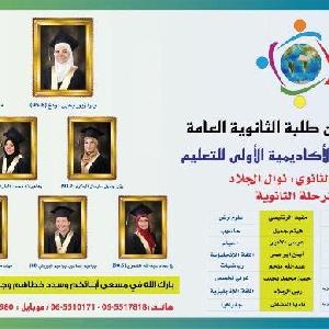 Best Tawjihi Grades 2016-2017 in Amman,…