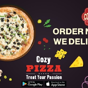 Cozy Pizza Jerash 0791800222 Phone Number