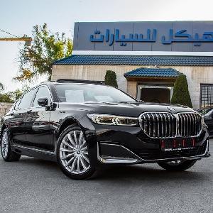 For Sale 2020 BMW 745Le in Amman Jordan…