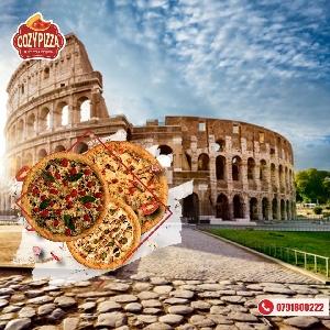 عروض بيتزا ايطالية @ الاردن…
