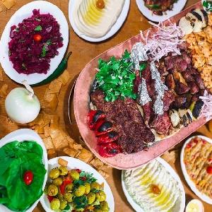 كباب عراقي تواصي من مطعم…