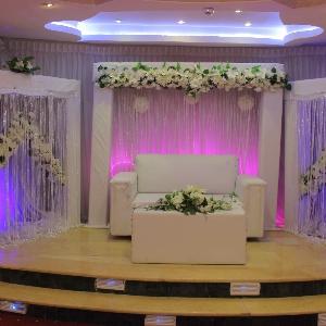 حفلة زفاف كامل بسعر 799…