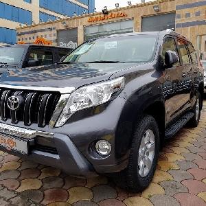 For Sale 2016 Toyota Prado in Amman, Jordan…