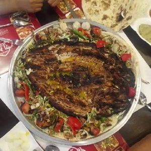 مطعم سمك مسكوف بغدادي…