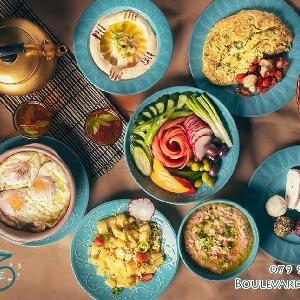 عرض فطور صباحي لشخصين…