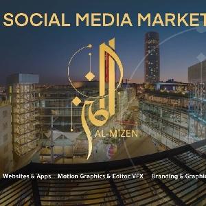 إدارة مواقع التواصل الاجتماعي…