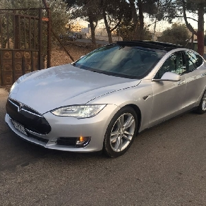 For Sale 2013 Tesla S 85 in Amman - للبيع…