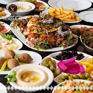 Yildiz Palace Restaurant offers 065688777…