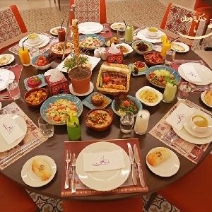 The Best Palestinian Restaurant in Amman…