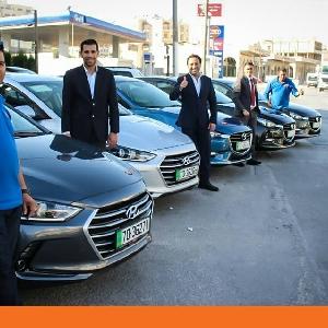 خدمة تأجير سيارات على…