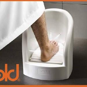 جهاز لغسل القدمين والوضوء…