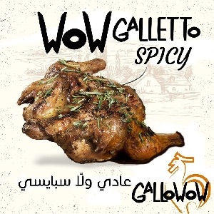 Gallowow Healthy Grilled Chicken فروج…