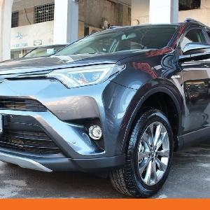 For Sale Toyota Rav4 Hybrid 2017 zero mileage…