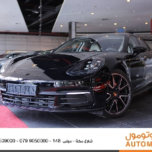 For Sale PORSCHE PANAMERA 2018 new in Amman…