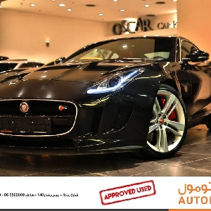 For Sale JAGUAR F-Type Model 2015 in Amman…