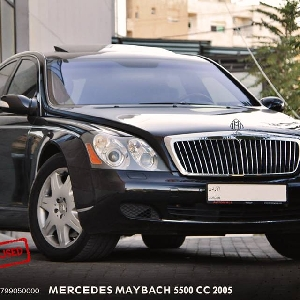 For Sale Mercedes Maybach 5500 CC 2005 in…