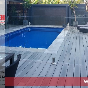 WPC - Wood plastic composite in Amman Jordan…