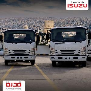 ISUZU Jordan Trucks - شاحنات ايسوزو…