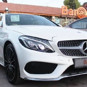 For Sale Mercedes C180 COUPE 2016 in Jordan…