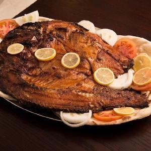 ماكو أطيب من سمك المسكوف…