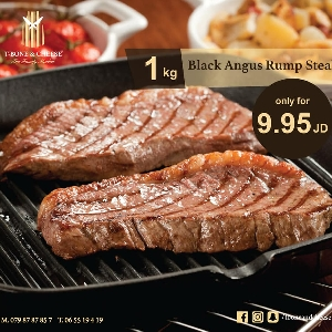 T-bone & Cheese in Amman, Jordan offers…