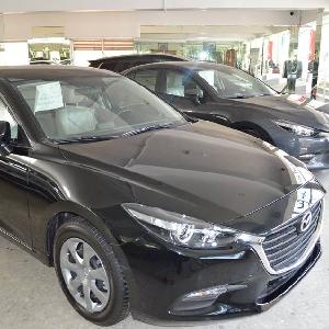 For sale 2019 New Mazda 3 in Amman Jordan…