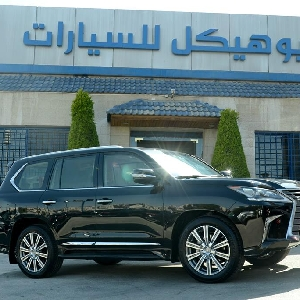 For Sale 2017 Lexus LX 570 4X4 in Amman,…