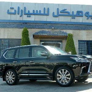 For Sale 2017 Lexus LX 570 4X4 in Amman,…