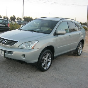 For Sale 2007 Lexus RX 400h in Amman - Perfect…