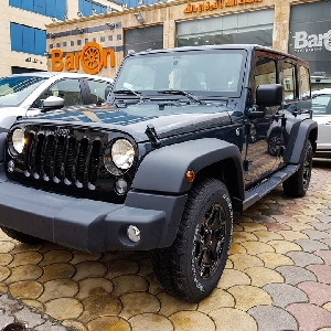 For Sale 2018 Jeep Wrangler 2018 in Amman…