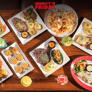 It's Friday Restaurant Phone Number 0790909777…