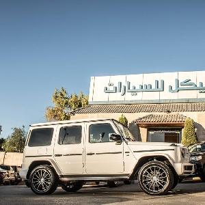 For sale 2019 Mercedes G500 in Amman, Jordan…