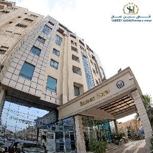 Sadeen Amman Hotel offers in Amman , Jordan…