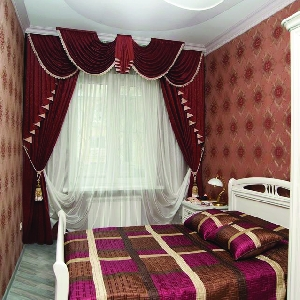 A large assortment of new curtains 2017