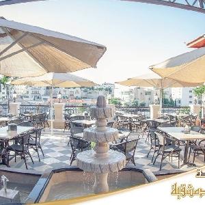 مطعم مشاوي شامية في عمان…