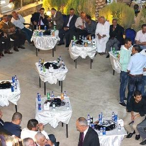 حفل عشاء في مطعم حجر الطواحين…